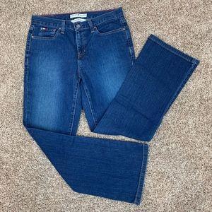 Tommy Hilfiger bootcut darkwash Jeans